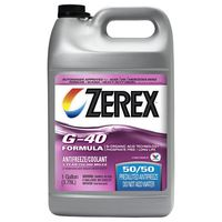 Valvoline - 861399 ZEREX G-40 Formula 50/50 Ready To Use Antifreeze/Coolant