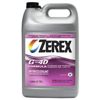 Valvoline - 861526 ZEREX G-40 Full Strength Antifreeze/Coolant