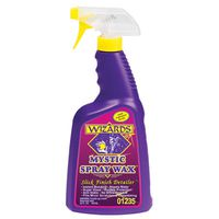 Wizards Products - 01235 Mystic Spray Wax Slick Finish Detailer